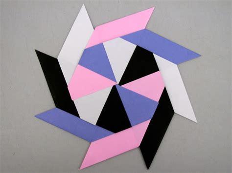 origami polyhedra polyhedra origami tutorial origami handmade