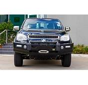 Holden Colorado RG T17 Winch Bar  TJM Australia 4x4