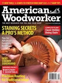american woodworker back issues template routing popular woodworking magazine