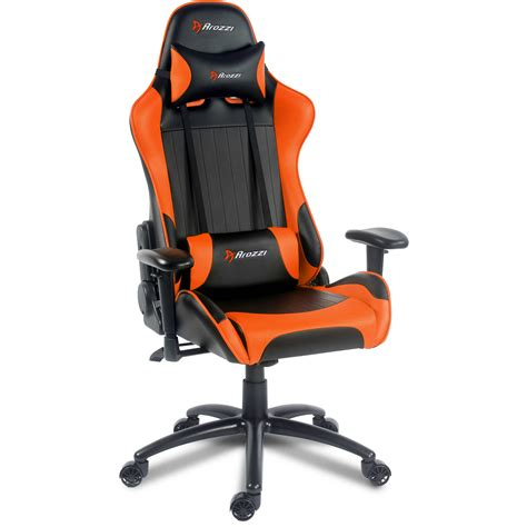 Orange Gaming Chair arozzi verona gaming chair orange verona or b h photo