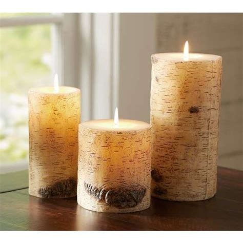 Stickers For Wall natural candles 5 in decors