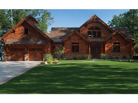 5 bedroom log home floor plans eplans log cabin house plan 5140 square and 5
