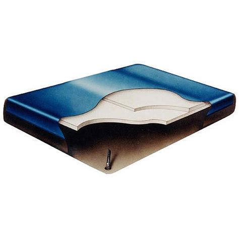 blue magic fiber 1000 waterbed mattress and liner