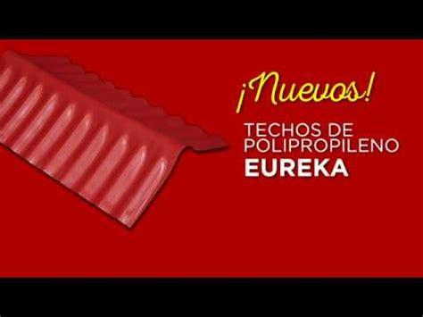 techos polipropileno eureka plycem youtube - Techos De Polipropileno