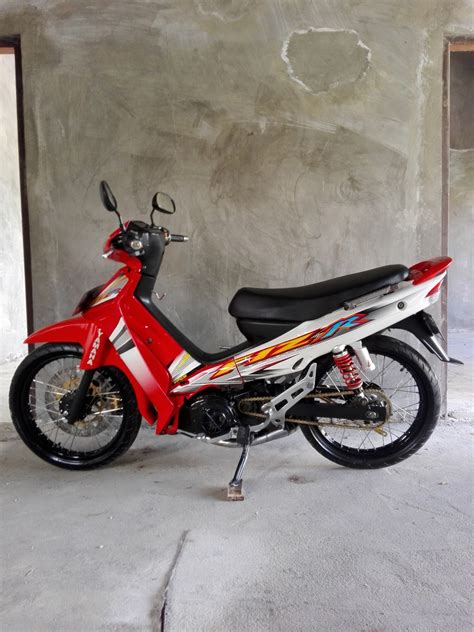 Modifikasi Motor Fiz R by F1zr 2002 Modif Std Yamaha F1zr 2002