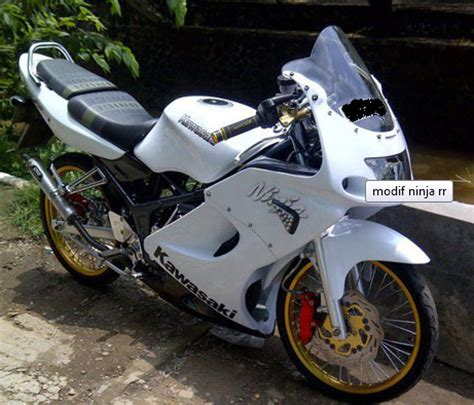 Modifikasi Rr Dulu by Beragam Tips Sepeda Motor Terhangat Modifikasi Rr