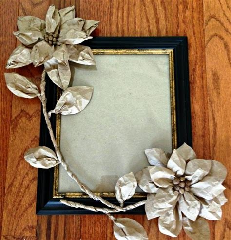 picture frame craft projects handmade photo frame craft project craft projects