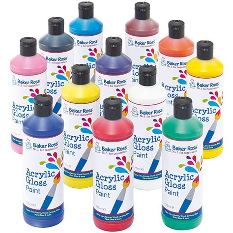 acrylic paint water based acrylic water based paint painting essentials pack a