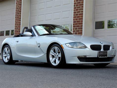 Bmw Z4 3 0i by 2006 Bmw Z4 Roadster 3 0i Stock W69654 For Sale Near