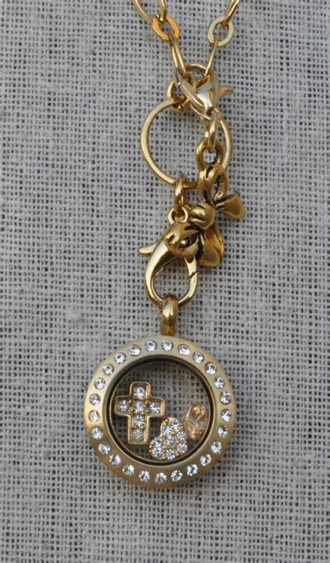 origami owl gold locket 17 best images about gold lockets on owl