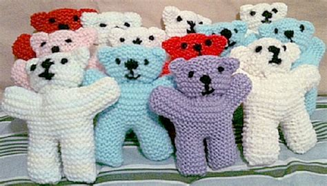 how to knit a simple teddy iwk health centre looking for comfort dolls and teddy