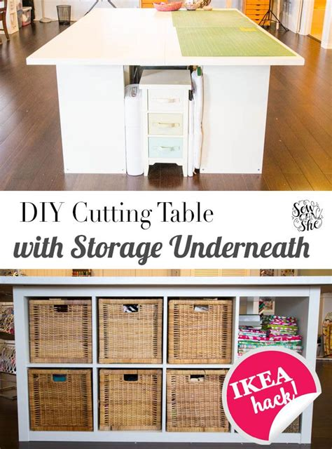 25 unique sewing cutting tables ideas on diy
