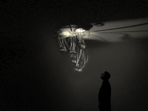 jellyfish chandelier 3d printed jellyfish chandelier by ranim orouk wins middle