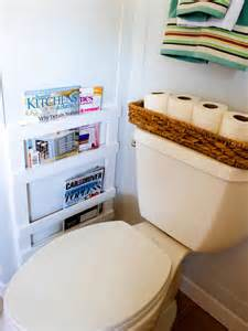 bathroom magazine storage big ideas for small bathroom spaces it s your home
