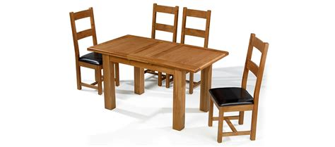 oak extending dining table and 4 chairs barham oak 120 150 cm extending dining table and 4 chairs