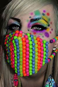 how to make a bead mask kandi surgical mask find more patterns at kandipatterns