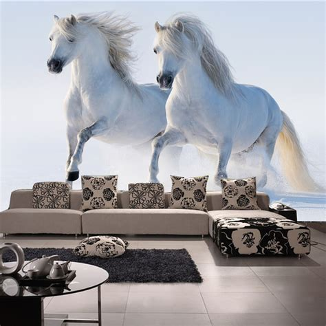 popular horse wall murals buy cheap horse wall murals lots
