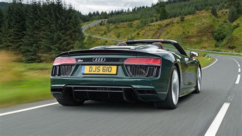 Top Gear Audi R8 by Audi R8 Spyder Review 602bhp 204mph Plus Driven Top Gear