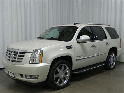 Used 2010 Cadillac Escalade by Pre Owned 2010 Cadillac Escalade Luxury Suv In Fremont