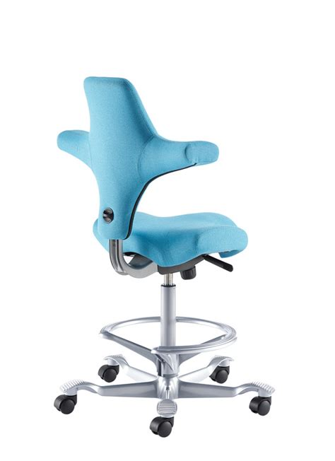 Saddle Ergonomic Chair by Hag Capisco Saddle Seat Chairco