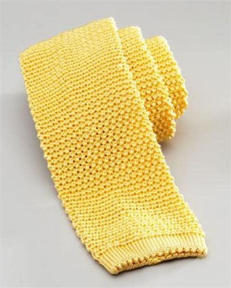 mustard knitted tie 17 best images about knit ties on stripes a
