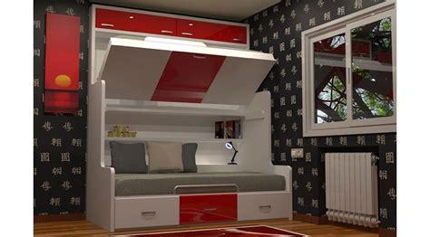 sofa cama con cajones sof 225 cama con cajones abajo y litera abatible sofas cama