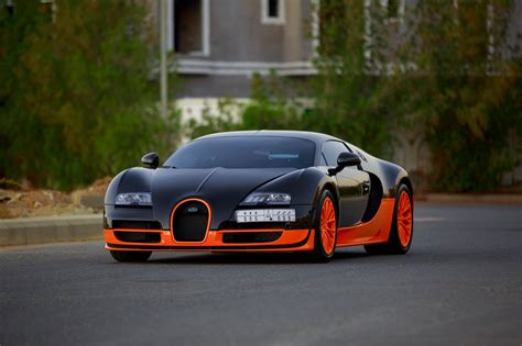 Bugati Veyron by Exclusive Bugatti Veyron Sport World Record Edition