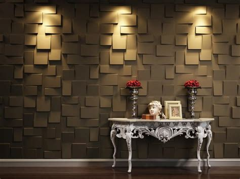 wallpaper design home decoration contemporary 3d wallpaper with lighting decoration on wall