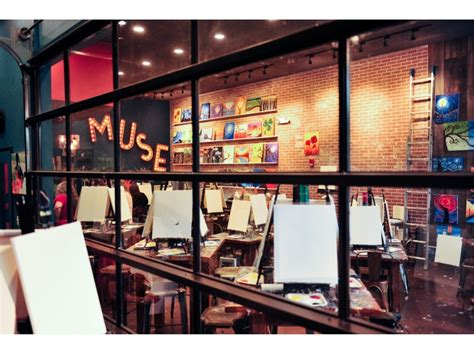 Muse Paintbar Uncorks In White Plains