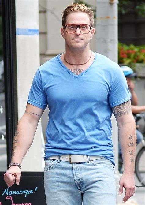 cameron douglas has dad michael s face tattooed on stomach