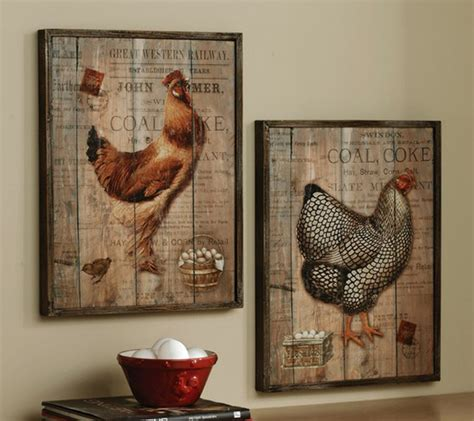 chicken home decor kitchen decorating with roosters room decorating ideas