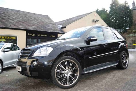 Mercedes Ml320 by Clio Front