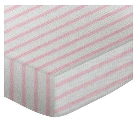 jersey knit crib sheets pink stripes crib sheets pink stripes toddler sheets