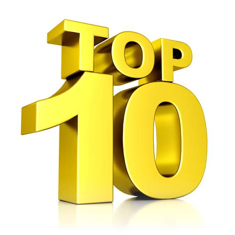 top ten ontos the top ten