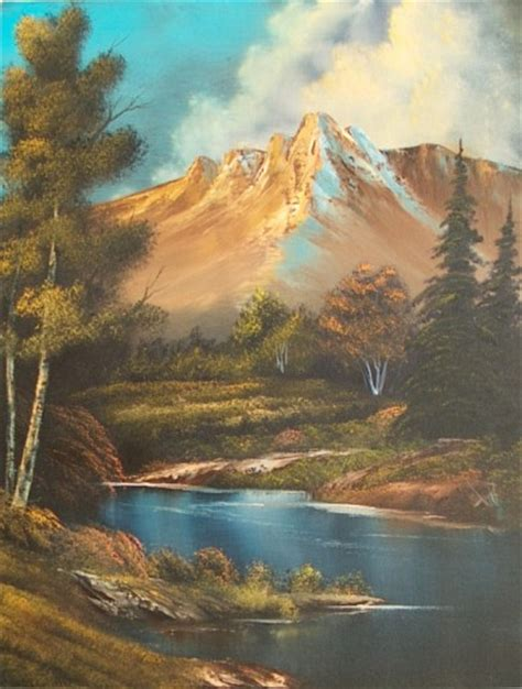 bob ross paintings museum bob ross prints for sale