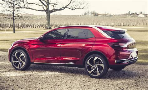 Citroen Automobiles by From Ds1 To Ds7 Seven New Ds Automobiles Cars Coming This