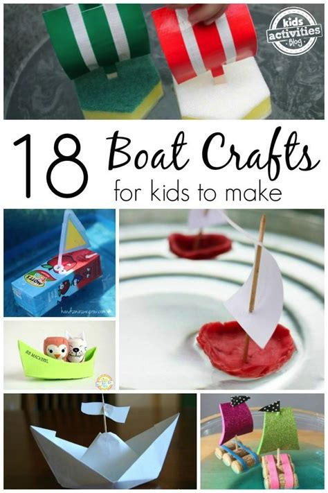 boat crafts for that float 25 best ideas about boat craft on boat