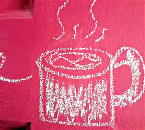 chalkboard paint pink tips to make a chalkboard paint wall