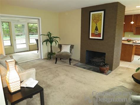 paint colors for living room with brick fireplace best color to paint brick fireplace