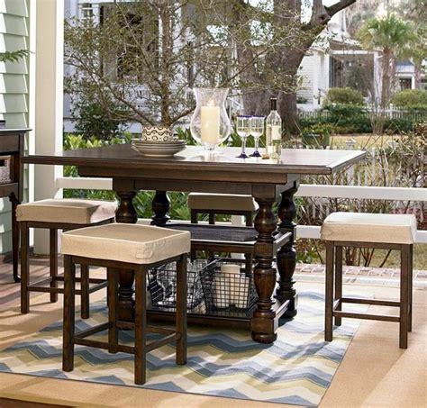 paula deen dining room sets paula deen home counter height pedestal table dining