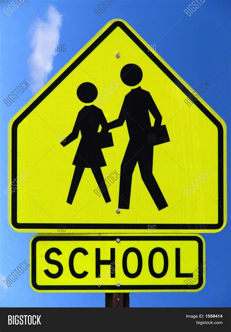 school zone school zone sign stock photo stock images bigstock