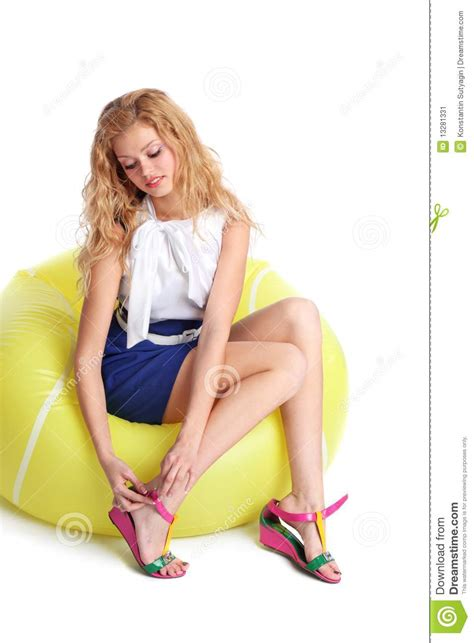 putting lights on a timer putting on shoes stock image image of look