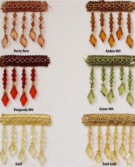 how to make beaded fringe a s imports inc beaded fringe