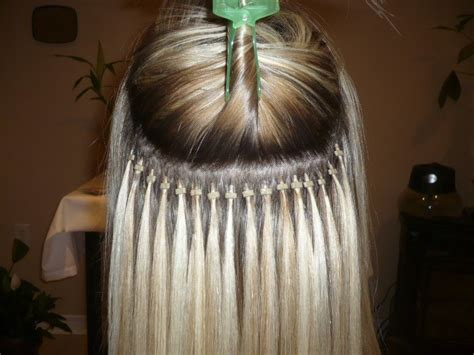 micro bead extensions for thin hair types of human hair extensions and my personal experience