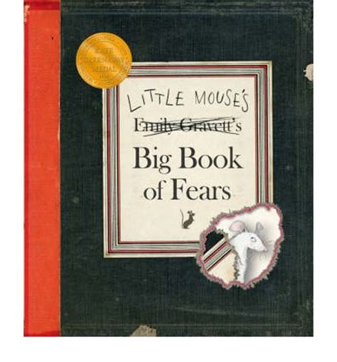 big book of mouse s big book of fears emily gravett