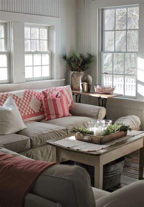 Farmhouse Livingroom comfy farmhouse living room designs to steal digsdigs