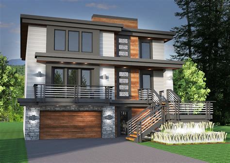 house plans for sloping lots 28 house plans for sloping lots house plan 22197