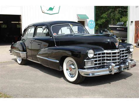 Classic Cadillac by 1947 Cadillac Series 60 For Sale Classiccars Cc 959880