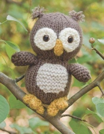 knitting patterns for owls knitted owl patterns knitting