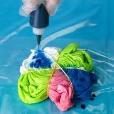 tulip rubber st swirl tie dye technique favecrafts